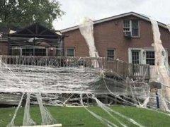 男子怕家被盗用一千卷胶做这事